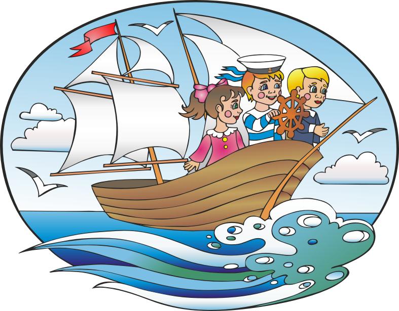 Открытое занятие по ФЭМП «Морское путешествие за кладом» провела воспитатель Суворина С.В.